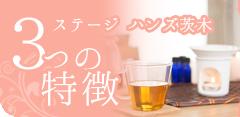 茨木市ステージハンズの3つの特徴
